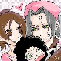 Gokudera the Nanny by shiawase-chan