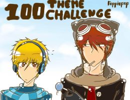 100 Theme Challenge 1. Introduction by roppiepop