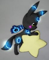 Shiny Umbreon Request by xXFF7xYaoixX