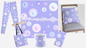 Fairy Kei Eyeballs - Redbubble by Penanggalan