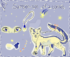 Adopt|Samson - son of a comet (RUS|ENG) OPEN by VashGalk