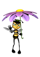 Bee 08 by Shades-Of-Rage