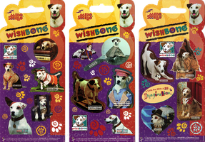Wishbone Stickers - Mello Smello by The-Toy-Chest