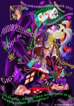 A Mad Kind of Love - Joker and HarelyQuin by TicklishAndInLove