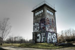 All Along The Watchtower by baronjungern