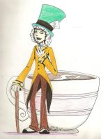 mad hatter by DB-Riddle