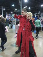 Acen12: Vash x2 by Blackout-Resonance