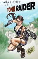 Lara Croft 2013 by wayner8088