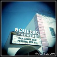 Boulder Theater by xjoelywoelyx