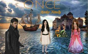 Hook's Family Once Upon A Time by misstudorwoman