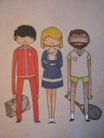 The Royal Tenenbaums by CourtneyStout