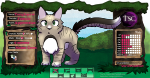 Tanglepaw by CleverConflict