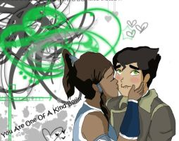 You Are One Of A Kind Bolin by CuriouslyXinlove