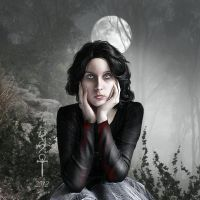 The Orphan by vampirekingdom