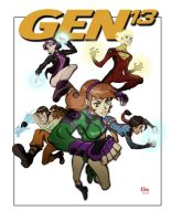 Gen 13 by Michael-Chang