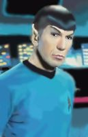 Spock for AxelRoxasZexion by chaseroo