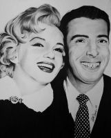 Marilyn and Joe by MattOnADinosaur