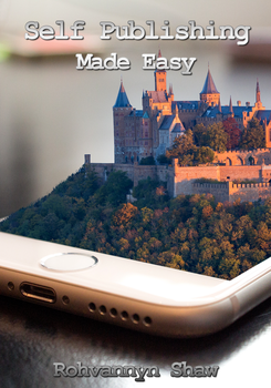 Self Publishing Made Easy - Book Cover by FirstPrimeOfCessna