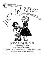 Just In Time Play Poster by RSaffold