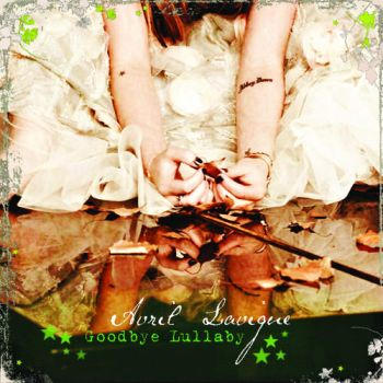 Fan Made Avril Lavigne Goodbye Lullaby Album Cover by joanna5549