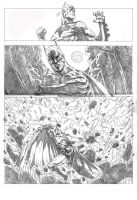 The day superman goes mad - Page 3 by mikemaluk