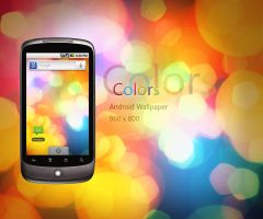Android Colors Wallpaper by Martz90