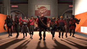 Team Fortress 2 by ComicsLeo