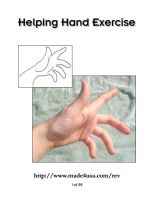 Helping Hand Exercise by CaliforniaClipper