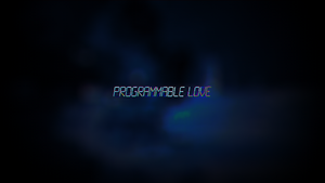 Programmable Love by wauterboi