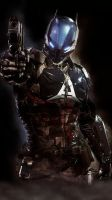 ARKHAM KNIGHT by JPGraphic