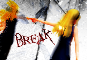 MMD KH - BREAK by XxChocolatexHeartsxX