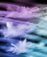 Fairies in the Clouds by Holly6669666
