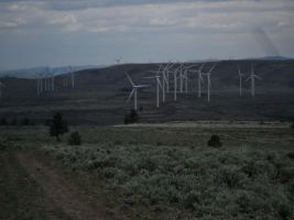 Wind Turbines by MartyWitch