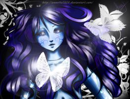 Blue Doll by Annetta0505