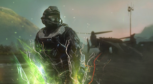 Halo Reach by JoshPattenDesigns