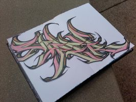 Viper Graffiti 51 by Viper818