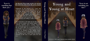 TWDG - Young and Young at Heart - Dust Jacket by JGrayDingler