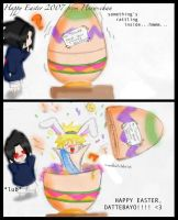 Happy Easter, Dattebayo by Haru-chan77