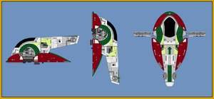 Firespray 31 Class Patrol and Attack Ship by wingzero-01-custom