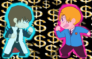 .:Money Fight:. by Super-Sailor-Star