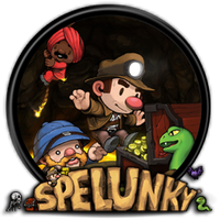 Spelunky - Icon by Blagoicons