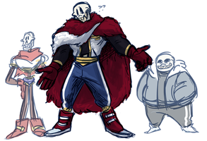 comic papyrus by coulrophiliacs