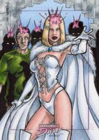 White Queen - Dangerous Divas 2 by tonyperna