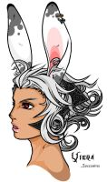 Kingdom Hearts Viera by Stutterlite