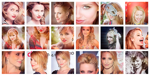 18 icons of dianna agron by kindsoflove