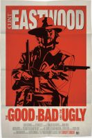 The Good, the bad and the Ugly movie poster by petemag