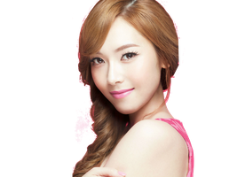 SNSD Jessica Banila Co. ~PNG~ by JaslynKpopPngs