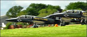 Breitling Take off 3 / FAS 2012 by Somebody-Somewhere