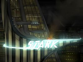Stark Tower by UC77