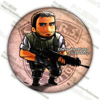 Chris Redfield by NORMANYUN